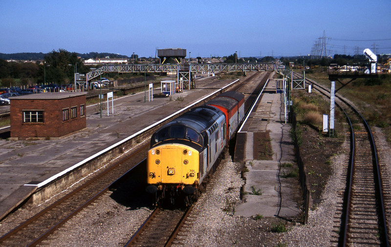 37701, down vans, Severn Tunnel Junction, 9-9-97.