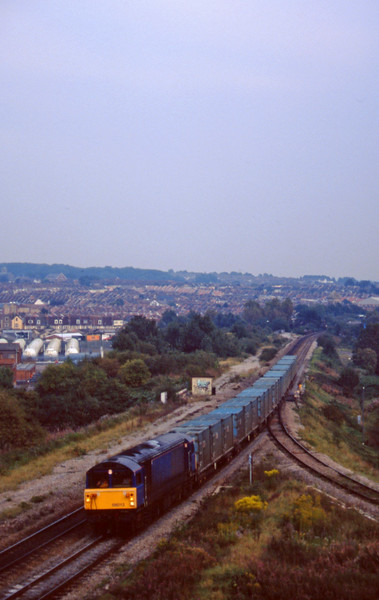 58013, Bath RTS-Westerleigh, Narroways Hill Junction, B ristol, 18-9-97.