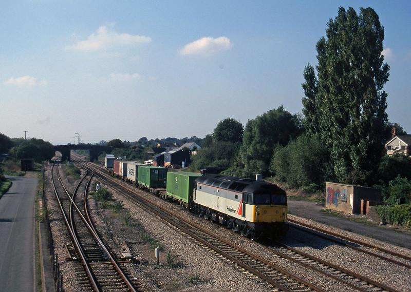 47371, Cardiff Pengam-Southampton, Magor, 23-9-97.