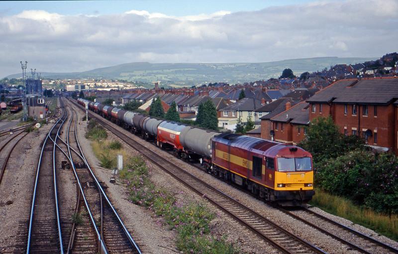 60023, 05.40 Robestion-Westerleigh, East Usk, Newport, 4-8-98.