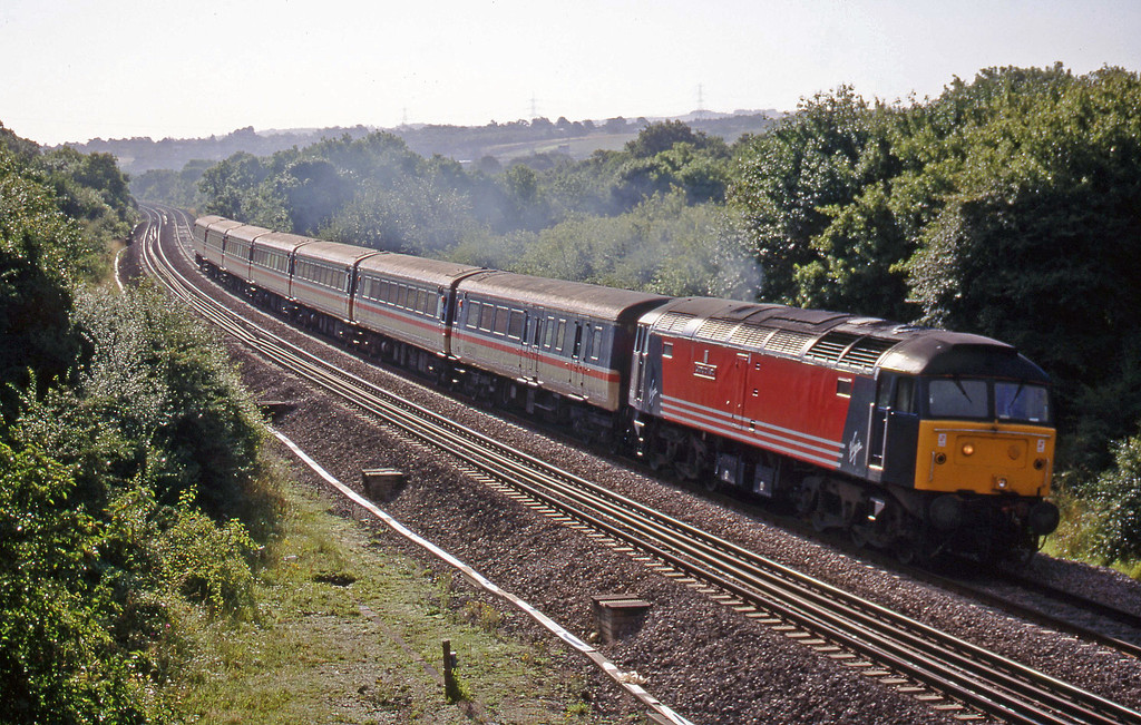 47840, down, Coalpit Heath, near Bristol, 4-8-98.
