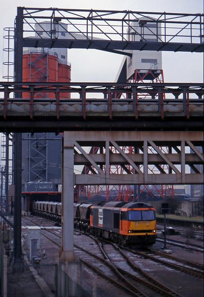 60007, loading mgr, Avonmouth Bulk Handling Terminal, 27-1-98.