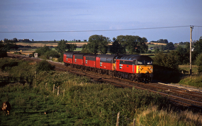 47783, 15.58 London-Plymouth, Cogload, 24-7-98.