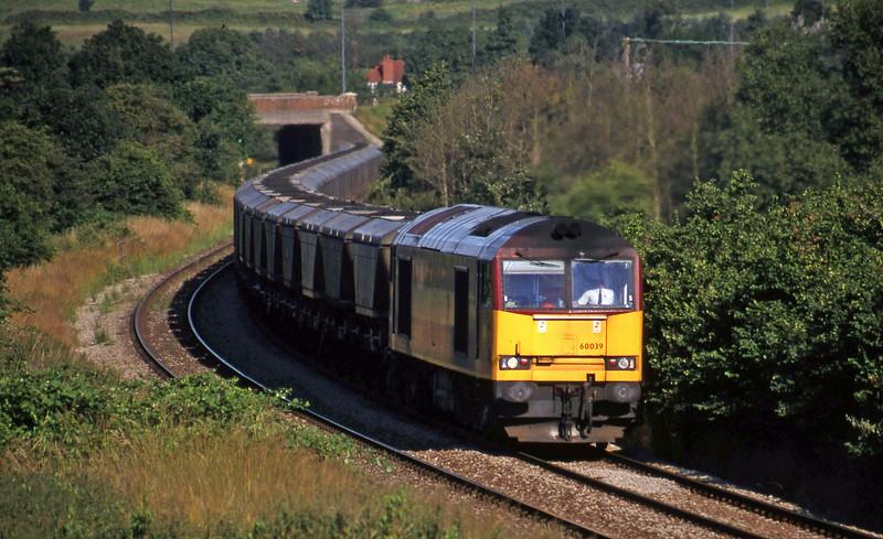 60039, Avonmouth Bulk Handling Terminal-Didcot Power Station, Brentry, Bristol, 14-7-98.