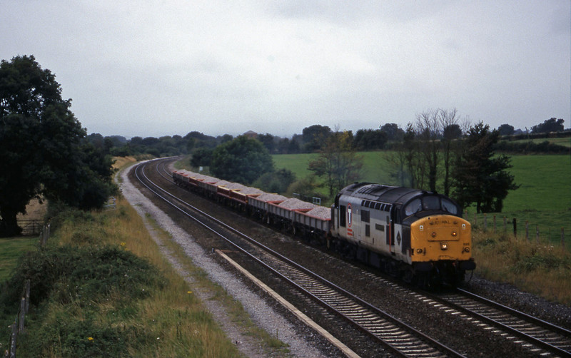 37898, up departmental, Cogload, 28-7-98.