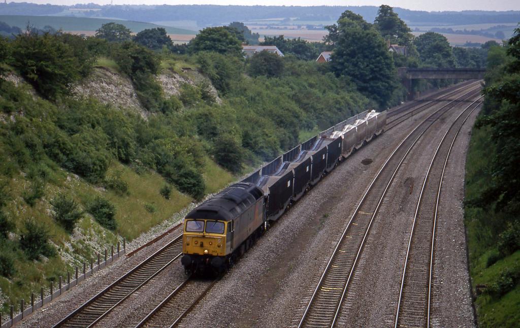 47360, 09.15 Dollands Moor-Washwood Heath, Cholsey, 7-7-98.