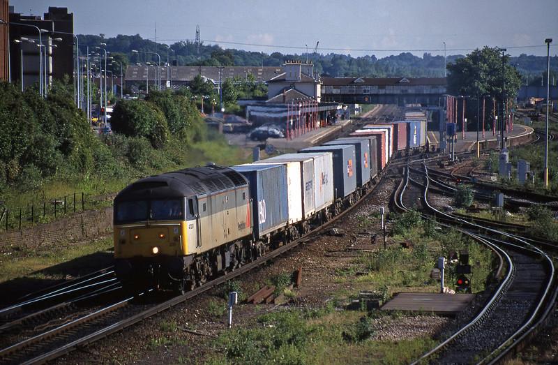47231, 05.09 Ripple Lane-Southampton, Eastleigh, 12-6-98.