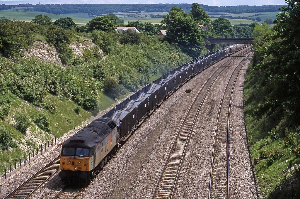47298, 10.23 Southampton-Bordesley, Cholsey, 12-6-98.