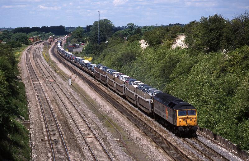 47310, 09.52 Washwood Heath-Dollands Moor, Cholsey, 12-6-98.