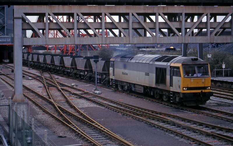 60072, loading mgr, Avonmouth Bulk Handling Terminal, 3-3-98.