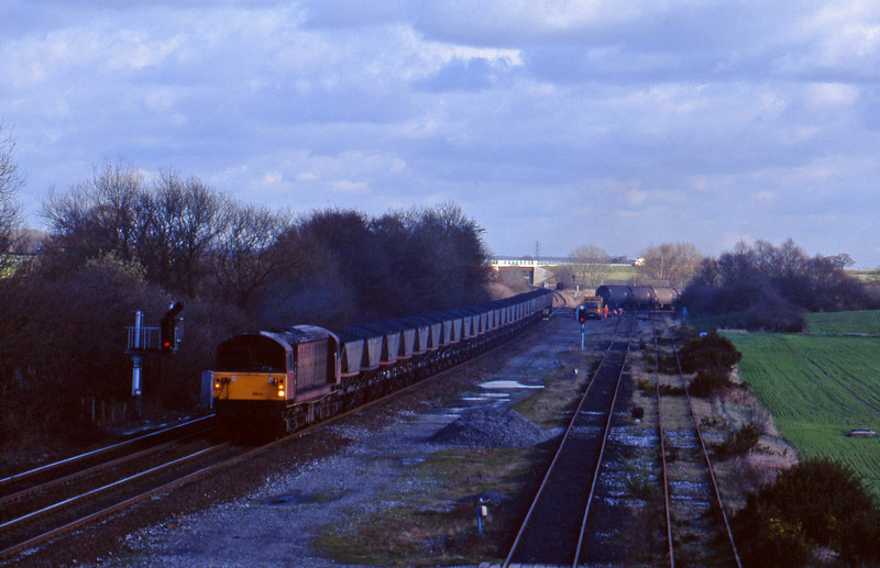 58048, mgr east-south, Stenson Junction, near Derby, 4-3-98.