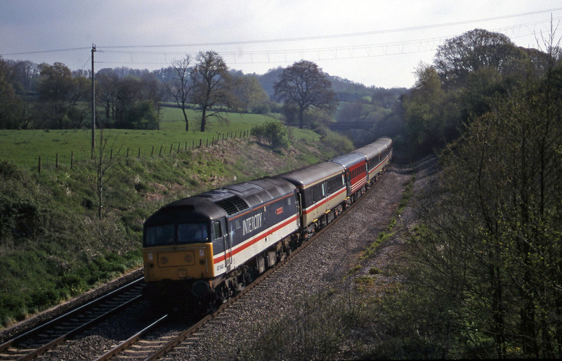 47840, 06.05 Derby-Plymouth, Whiteball, 4-5-98.