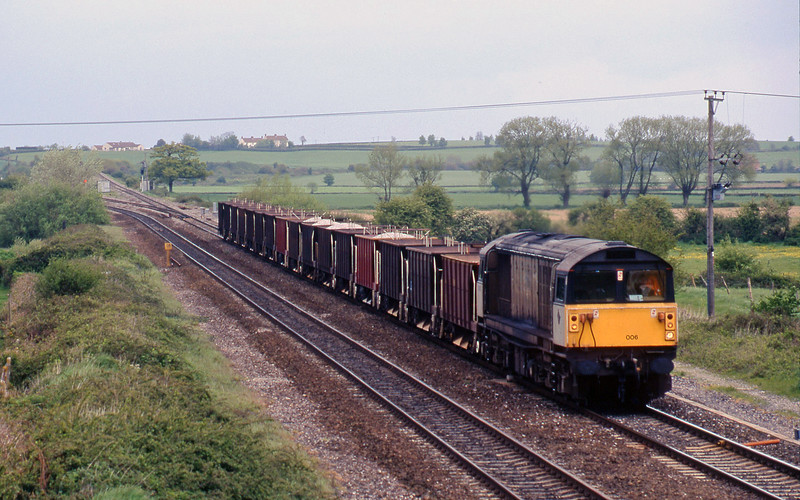 58006, down departmental, Cogload, 5-5-98.