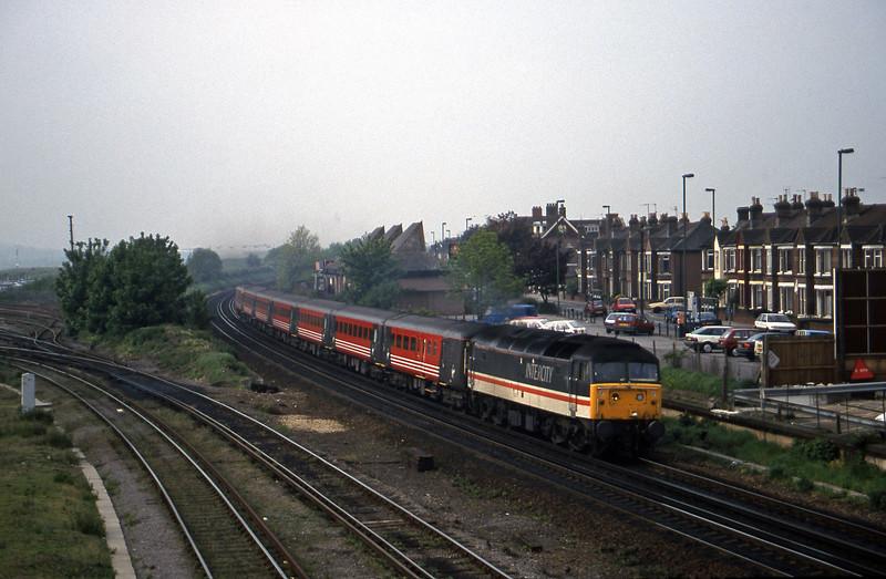 47849, 09.05 Poole-York, Eastleigh, 12-5-98.