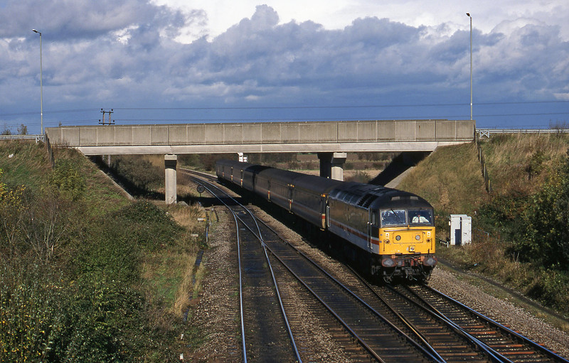 47818, up, Didcot North Junction, 26-10-98.