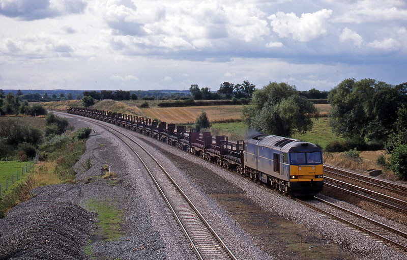 60078, 10.00 Etruria-Lackenby, Bolton Percy, near York,11-9-98.