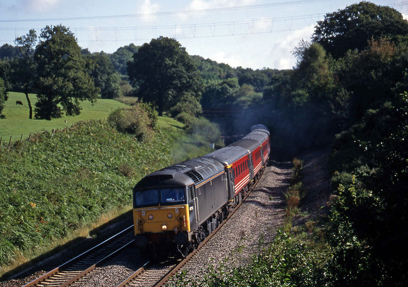 47712, 06.20 Derby-Paignton, Whiteball, 12-9-98.