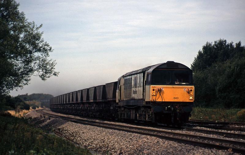 58043, Avonmouth Bulk Handling Terminal-, Shrivenham, near Swindon, 2-9-98.