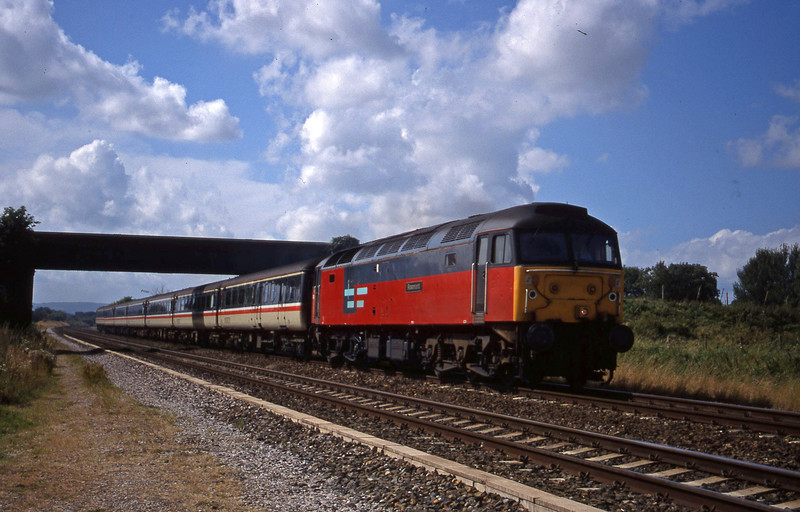 47768, 08.48 Penzance-Manchester, Cogload, 1-9-98.
