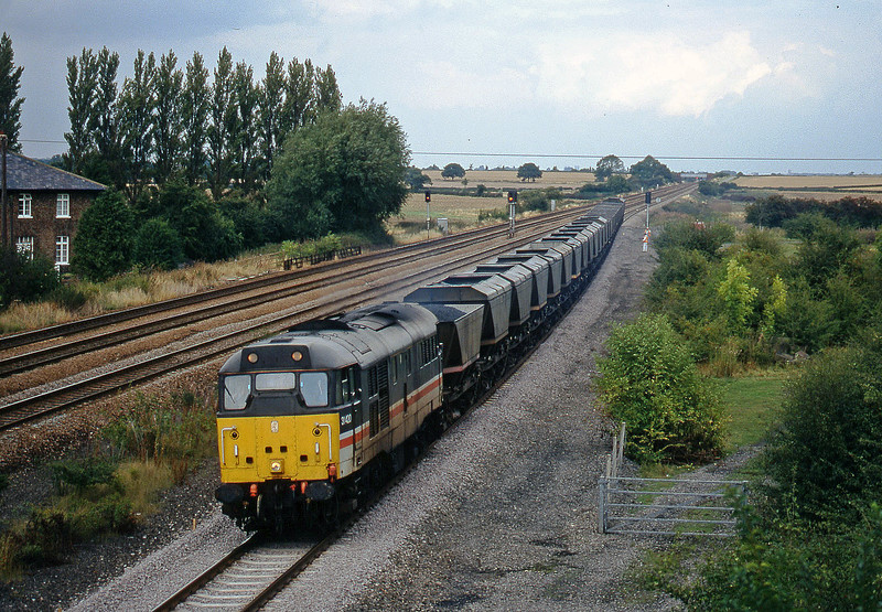 31420, up coal, Bolton Percy, near York, 8-9-98.