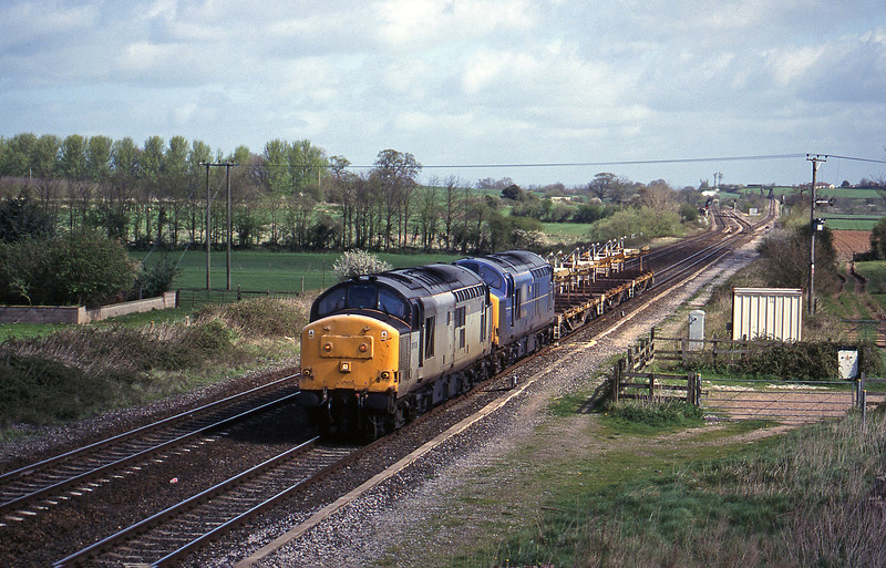 37676/37047, down departmental, Cogload, 6-4-99.