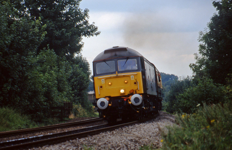 47798, 11.00 London Victoria-Exeter St David's, Marlands, near Wellington, 10-8-99.
