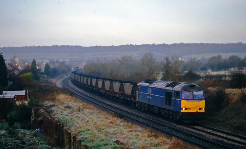 60078, Avonmouth Bulk Handling Terminal-Didcot Power Station, Brentry, Bristol, 2-2-99.