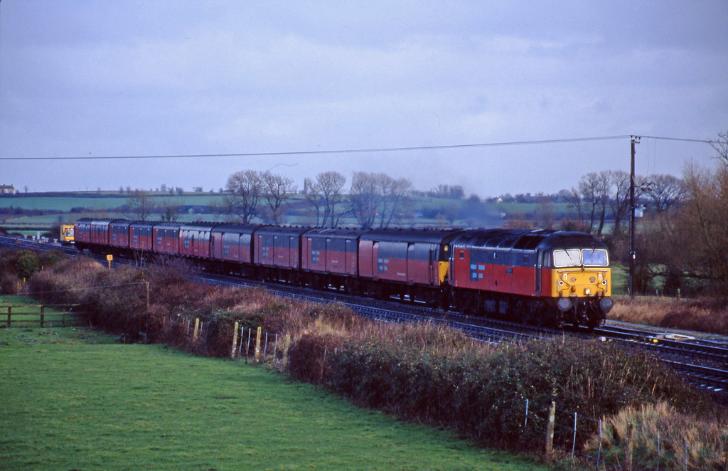 47775, 12.15 Bristol Temple Meads-Plymouth, Cogload, 12-1-99.