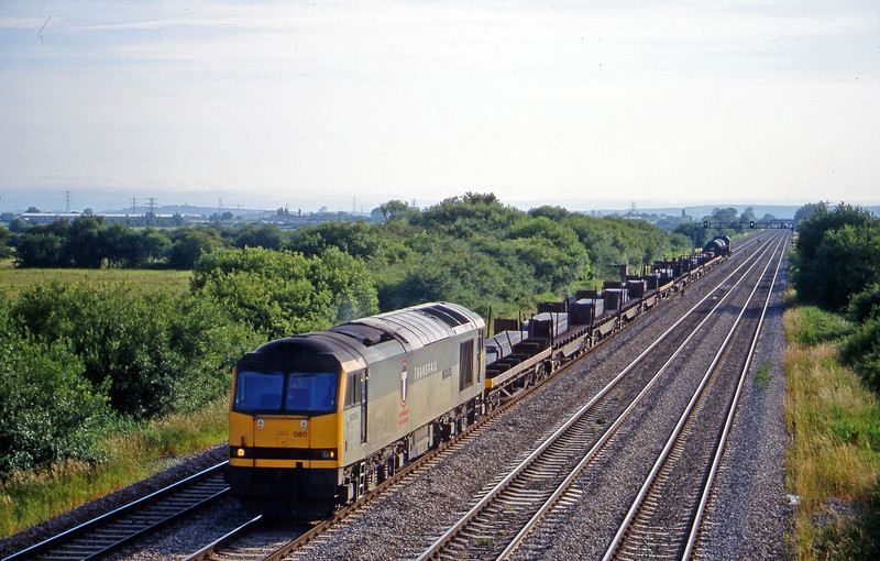 60080 16.55 Margam-Llanwern, St Mellons,near Cardiff, 7-7-99.