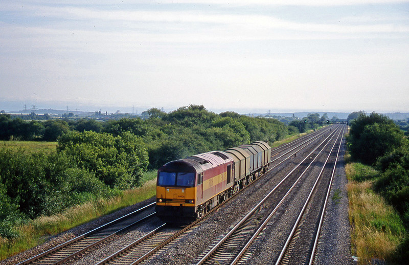 60026, 17.08 Margam-Wolverhampton, St Mellons,near Cardiff, 7-7-99.