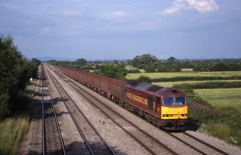 60051, Llanwern-Port Talbot, St Mellons,near Cardiff, 7-7-99.