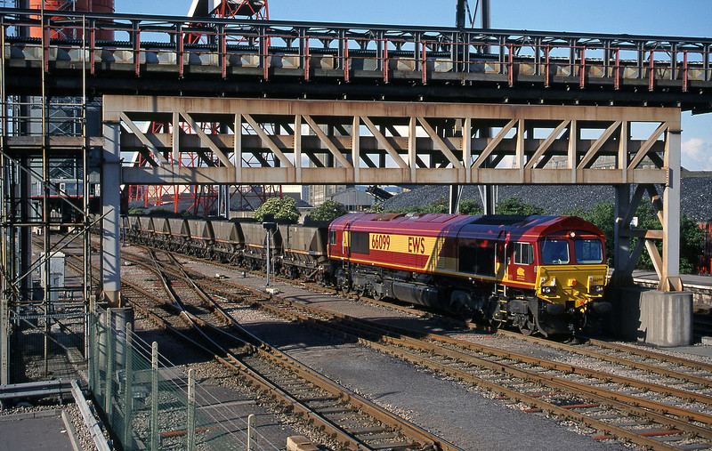66099, loading mgr, Avonmouth Bulk Handling Terminal, 8-6-99.