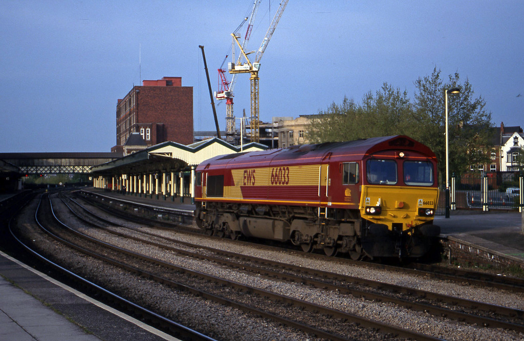 66033, 16.20 Avonmouth Bulk Handling Terminal-Warrington Arpley Yard, Newport, 4-5-99.