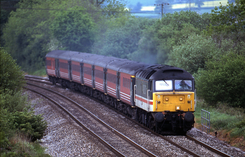 47826, 11.50 Plymouth-Liverpool Lime Street,, Whiteball, 15-5-99.