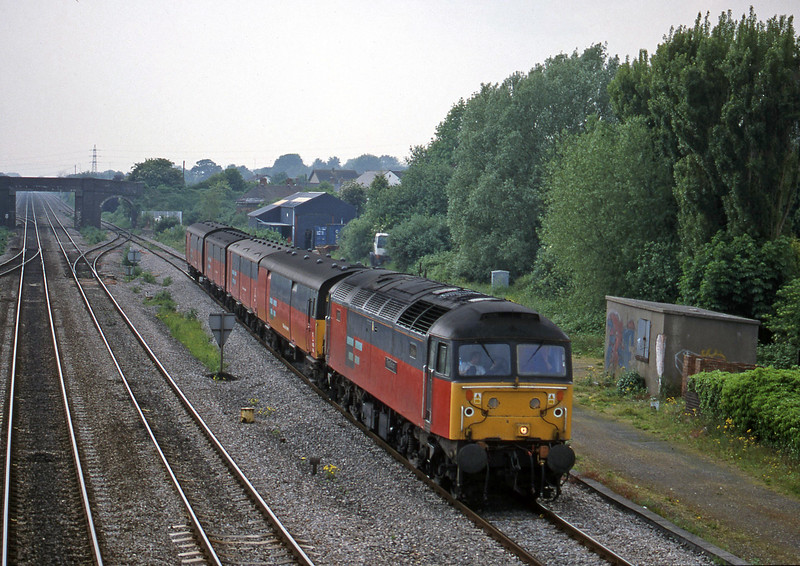 47746, 14.25 Swansea-London, Magor, 19-5-99.