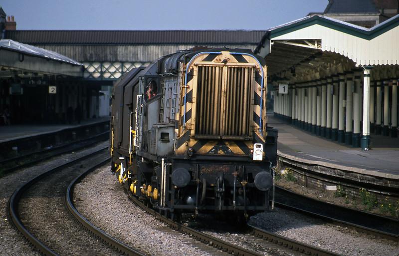 09203, down trip, Newport, 19-5-95.