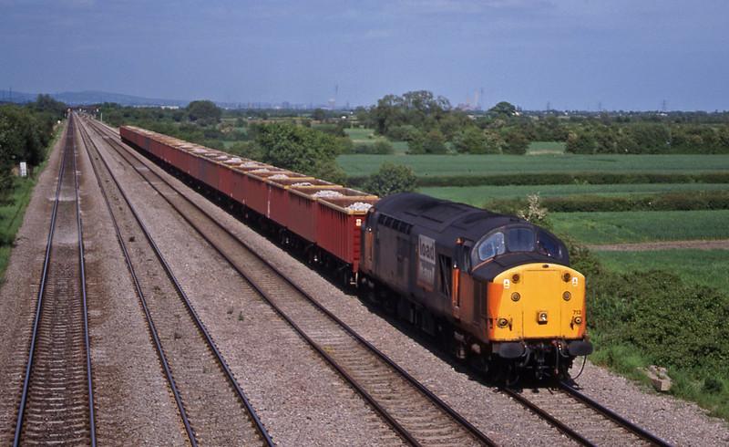 37713, down slag, St Mellons, near Cardiff, 25-5-99.