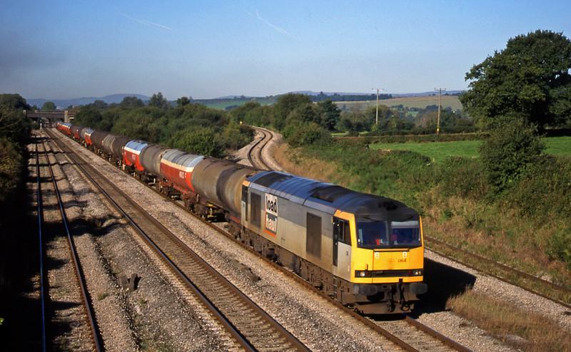 60064. 05.40 Robeston-Westerleigh, Llandevenny, near Llanwern, 5-10-99.