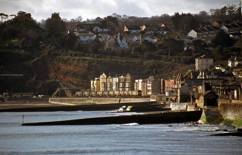 60095, 09.40 Burngullow-Newport Alexandra Dock Junction Yard, Dawlish, 2-2-00.