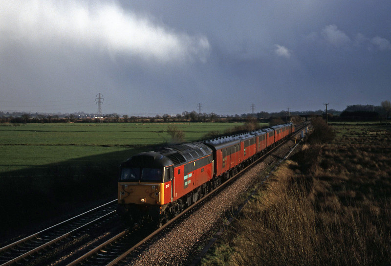 47777,15.09 Plymouth-Low Fell, Exminster, near Exeter, 8-2-00.