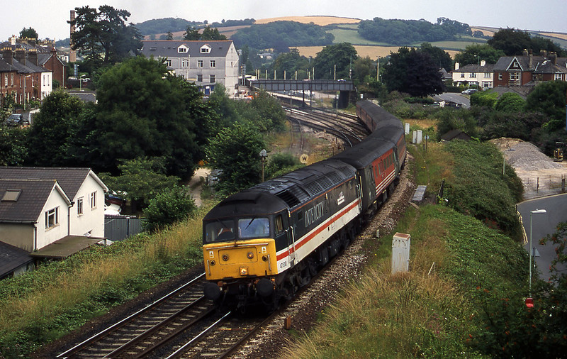 47810, 09.13 Liverpool Lime Street-Plymouth, Totnes, 25-7-00.