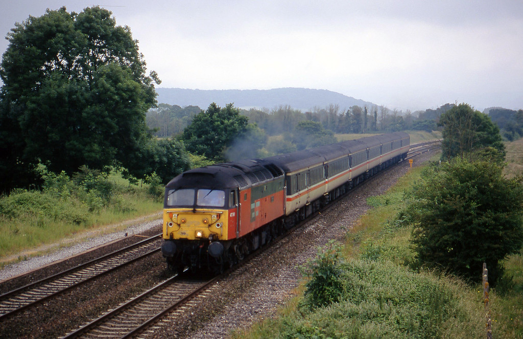 47769, 11.50 Plymouth-Liverpool Lime Street, Cogload, 20-6-00.