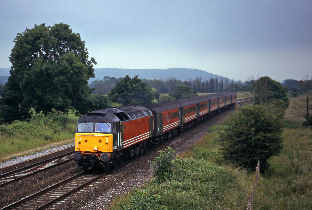 47853, 08.48 Penzance-Manchester Piccadilly, Cogload, 20-6-00.