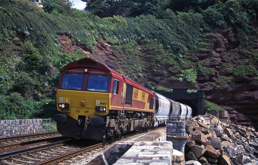 66169, down clays, Holcombe, near Teignmouth, 5-6-00.