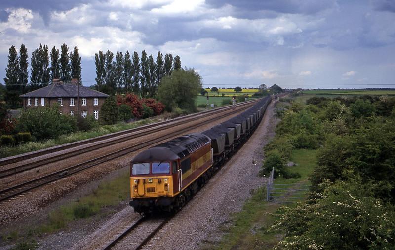 56051, up mgr, Bolton Percy, near York, 30-5-00.