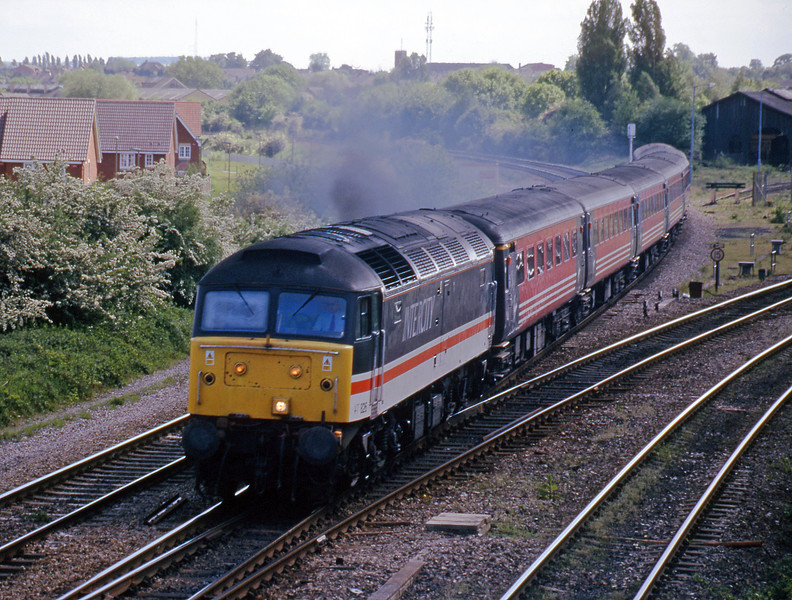 47826, down, Didcot North Junction, 16-5-00.