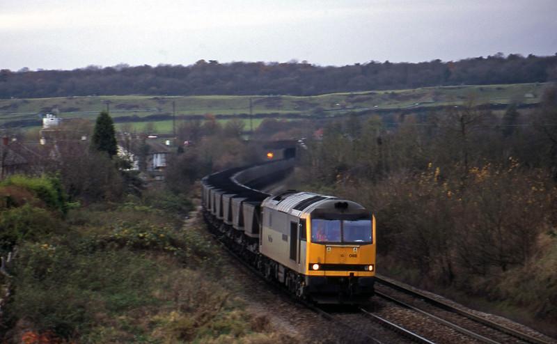60088, Avonmouth Bulk Handling Terminal-Didcot Power Station, Brentry, Bristol, 28-11-00.