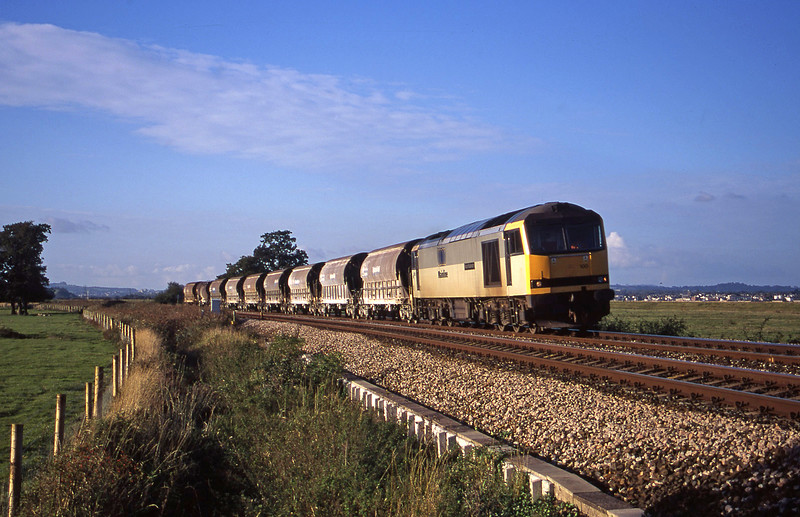 60100, 08.57 Cliffe Vale-St Blazey, Exminster, near Exeter, 13-10-00.