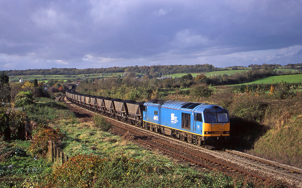 60033, up mgr, Brentry, Bristol, 31-10-00.