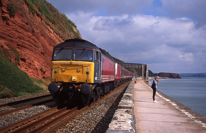 47827/82129,, 06.08 Preston-Paignton, Dawlish, 2-9-00.
